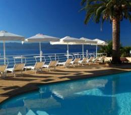 Piscine Hotel Les Mouettes