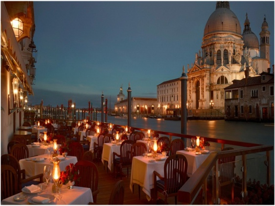 Hotel Gritti Palace, Venise, Italie