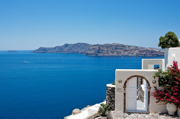 Canaves Oia Suites - Location1