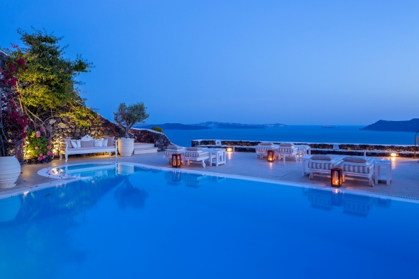 Canaves Oia Suites - Pool5