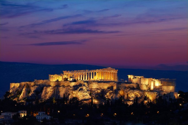 Local area -Acropolis