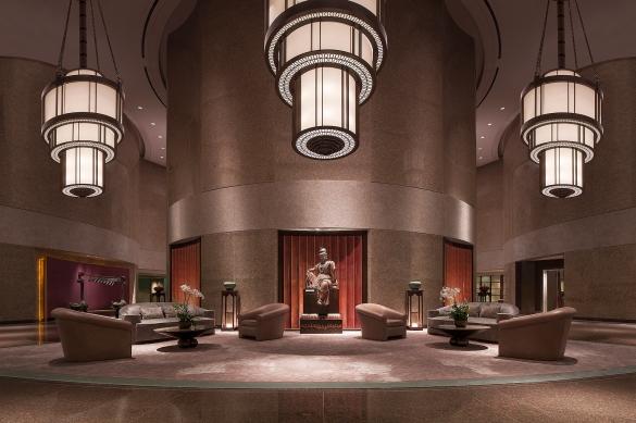 Shangri-La's Far Eastern Plaza Hotel, Taipei -Lobby