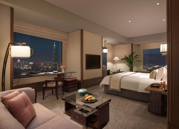 Shangri-La's Far Eastern Plaza Hotel, Taipei -Premier Room