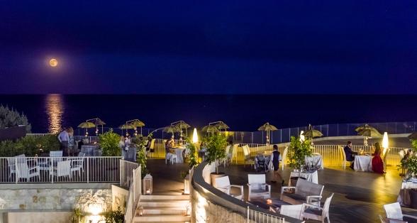 Restaurant_Forte terrace_dinner